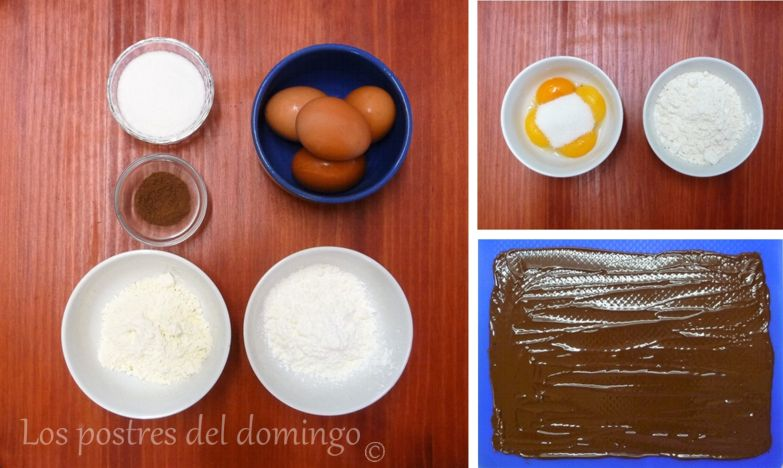 brazo de nata y chocolate_ingredientes
