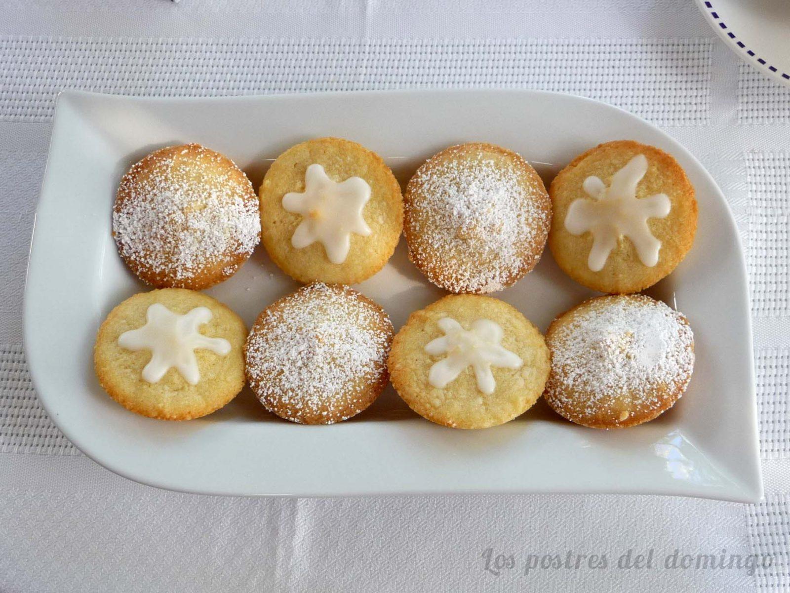 pastas de limon y albahaca