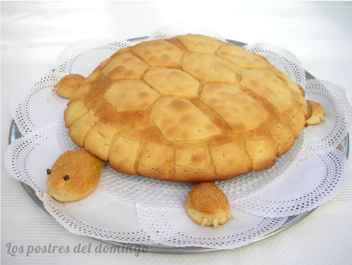 Brioche tortuga