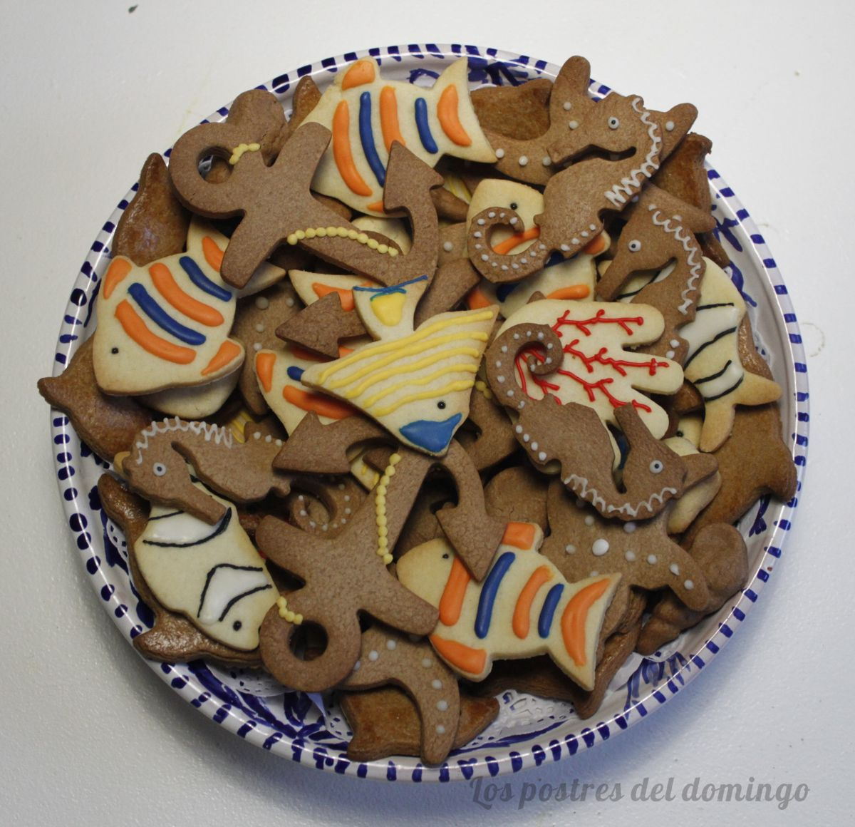 galletas marinas
