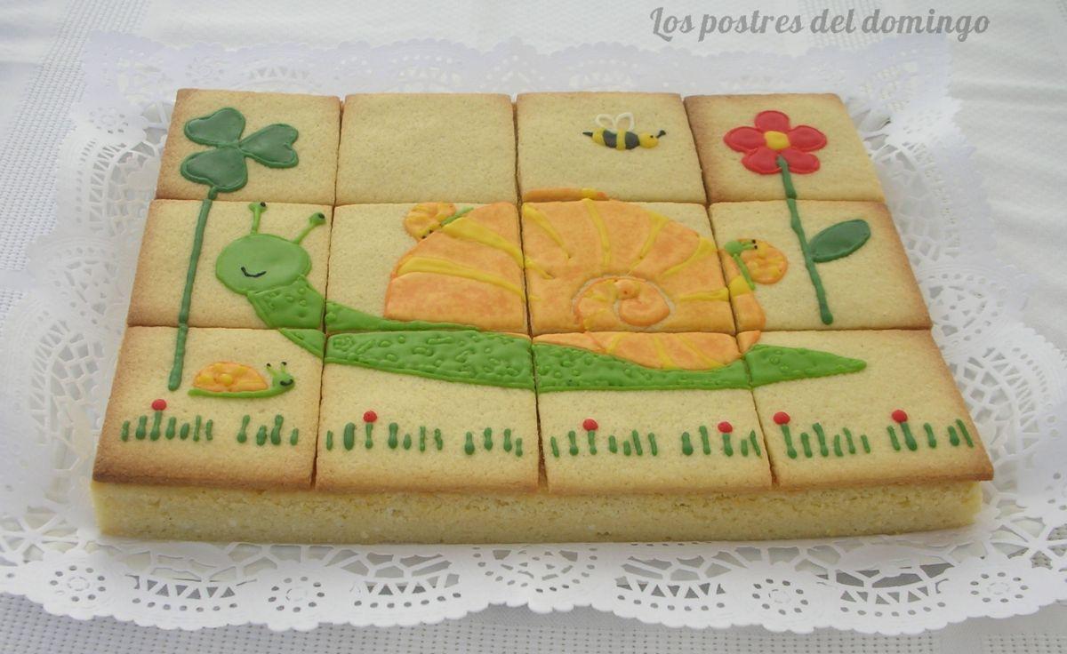 Tarta puzzle