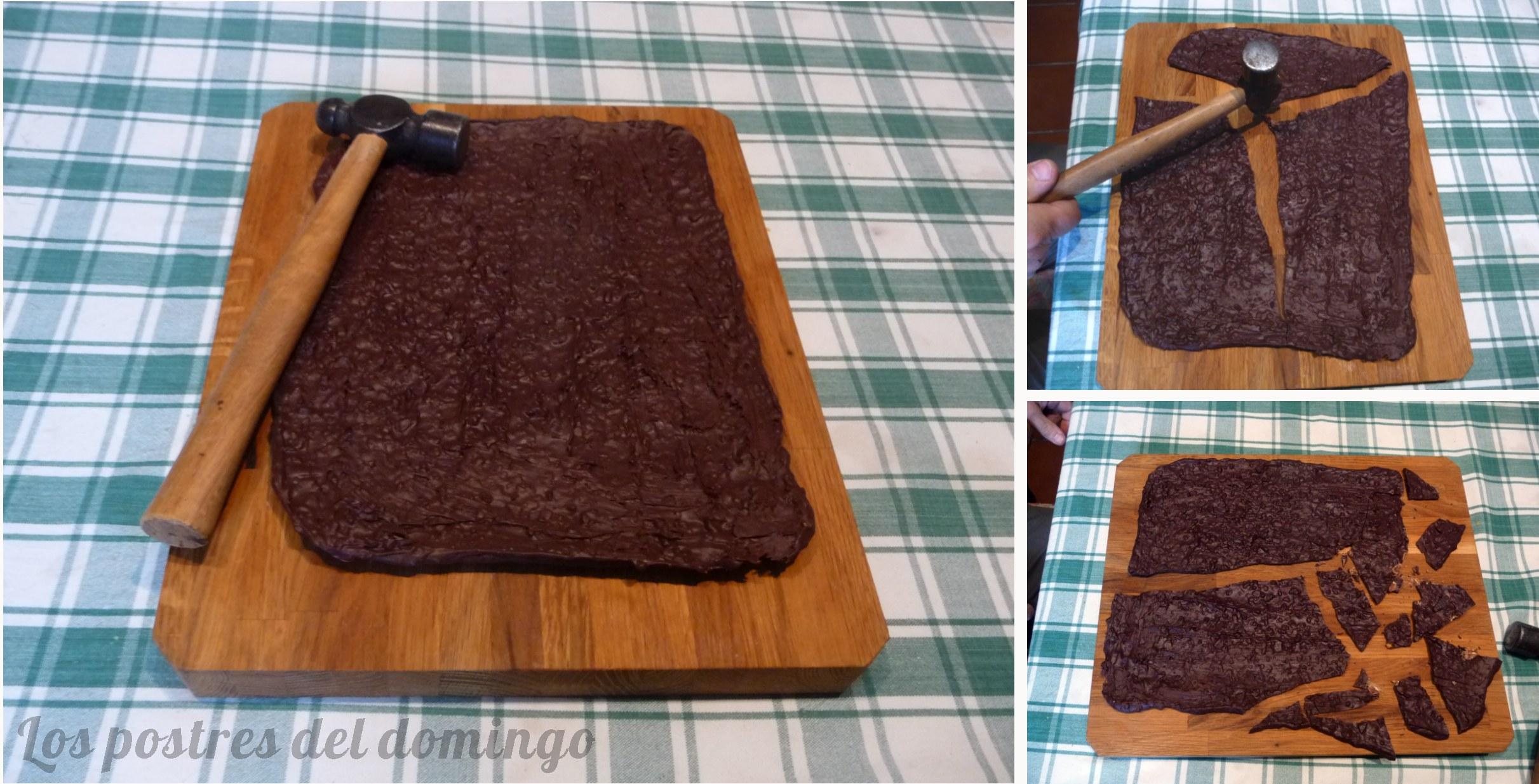 Chocolate martillo
