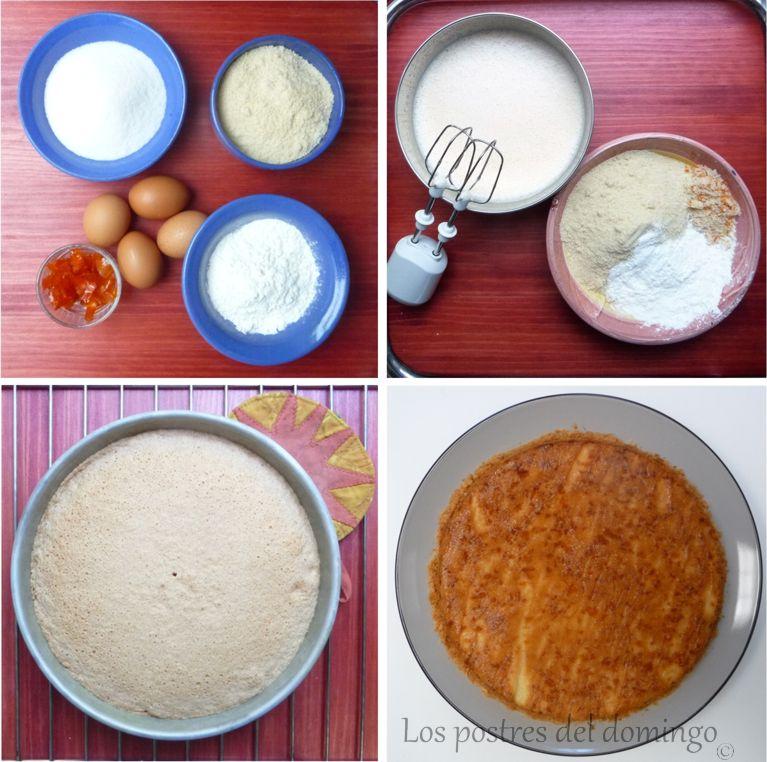pastel de almendra y narja_montaje