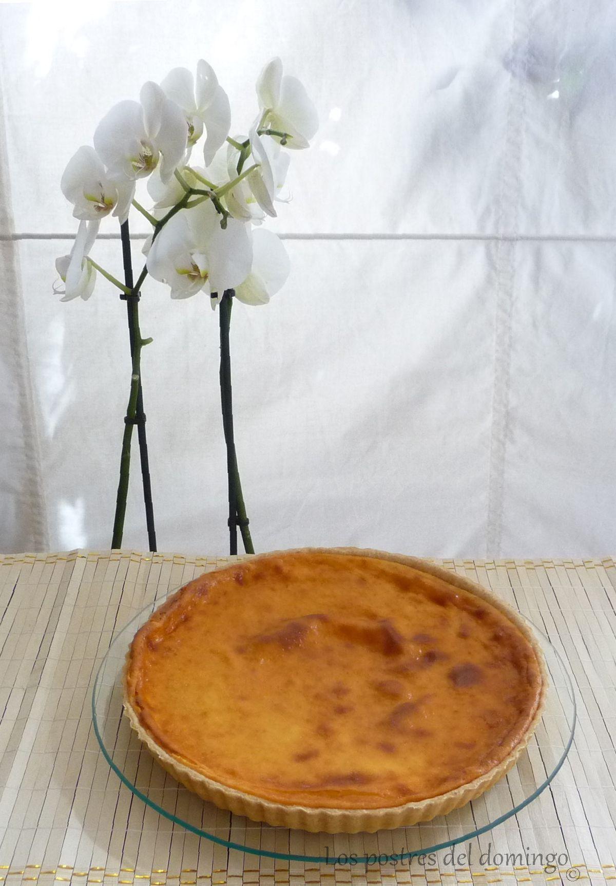 Cheesecake de Okinawa