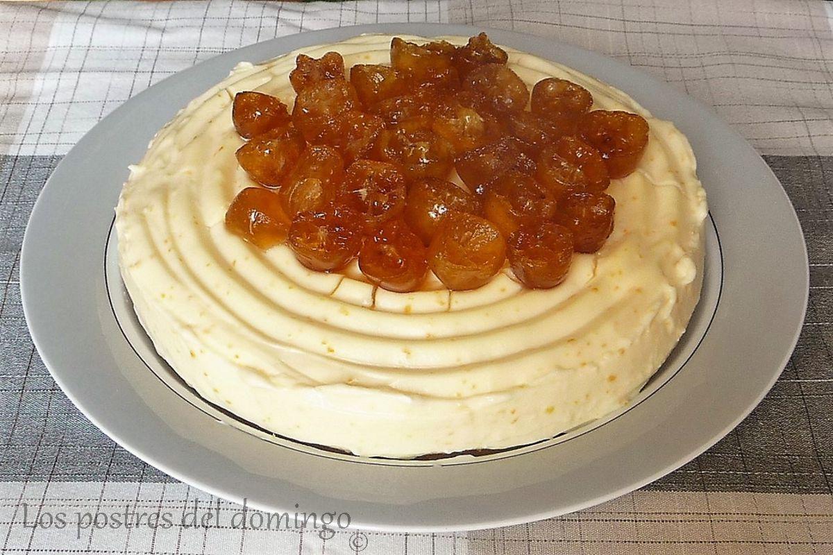 cheesecake de citricos