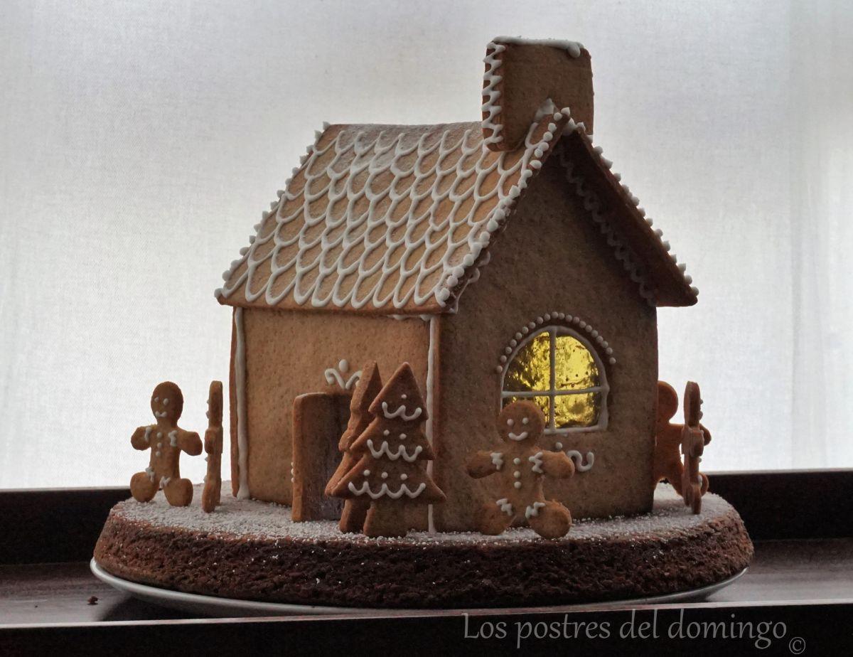 casita de jengibre