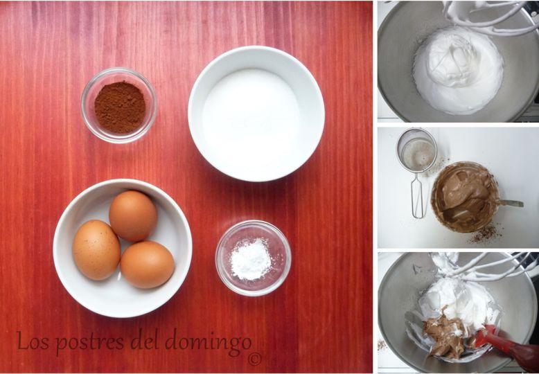 merengue de cacao_montaje