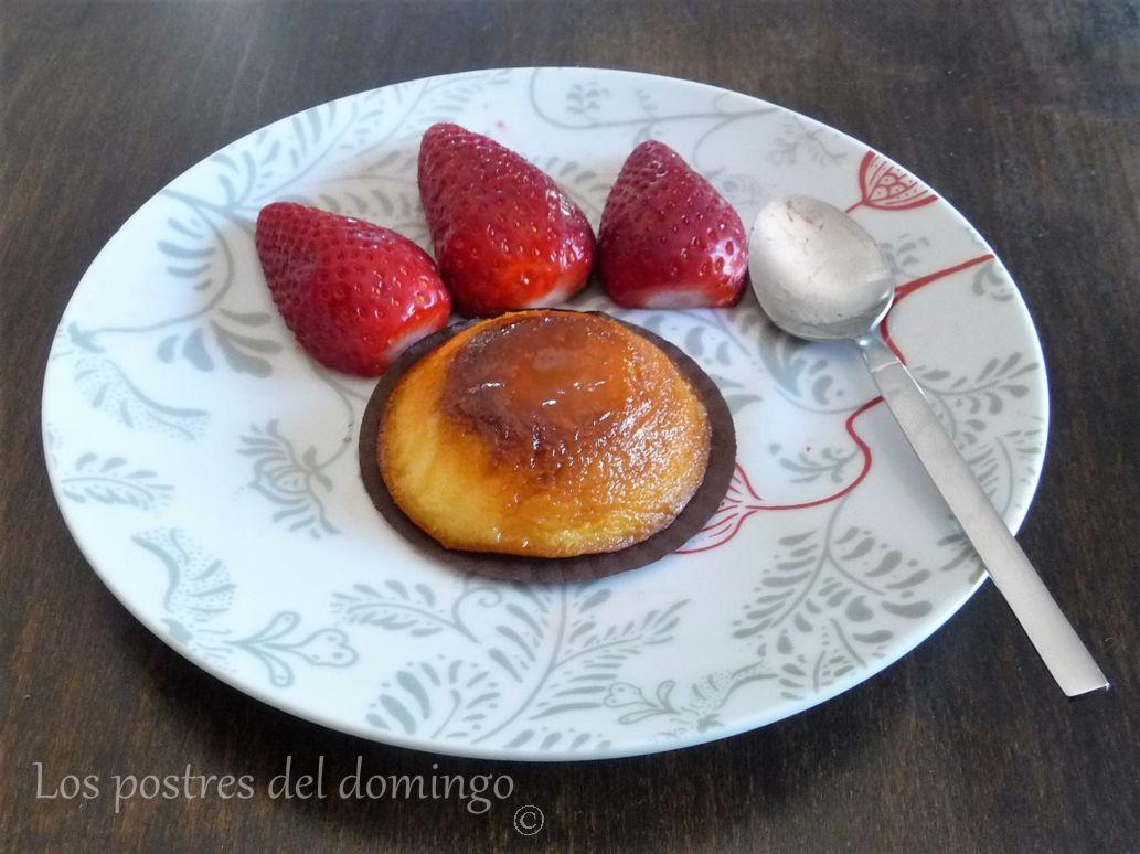 pastelitos de queso y caramelo_racion