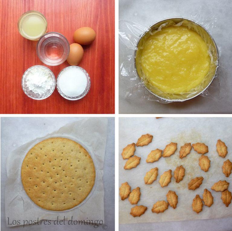 tarta de limón y mascarpone_montaje