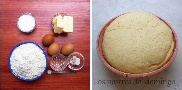 babka de canela_ingredientes