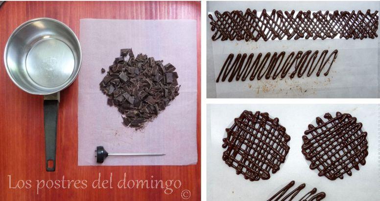 Tarta de naranja y almendra_chocolate
