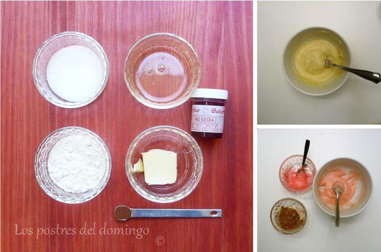 Tarta de frambuesas_ingredientes