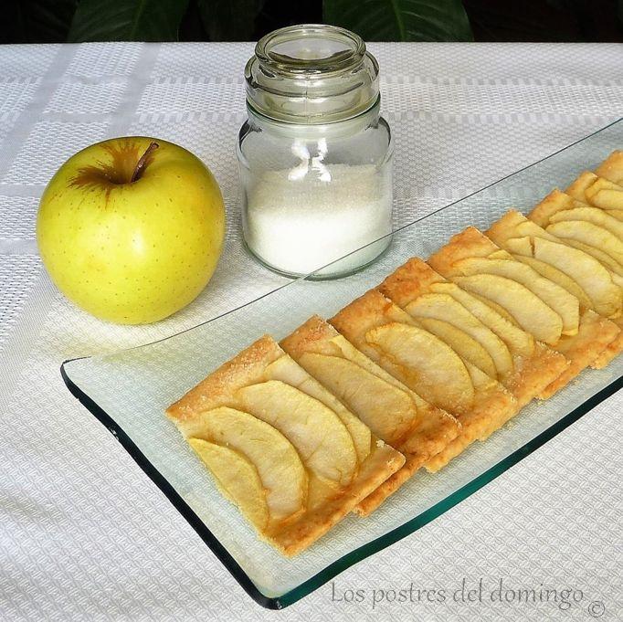 Rectángulos de manzana