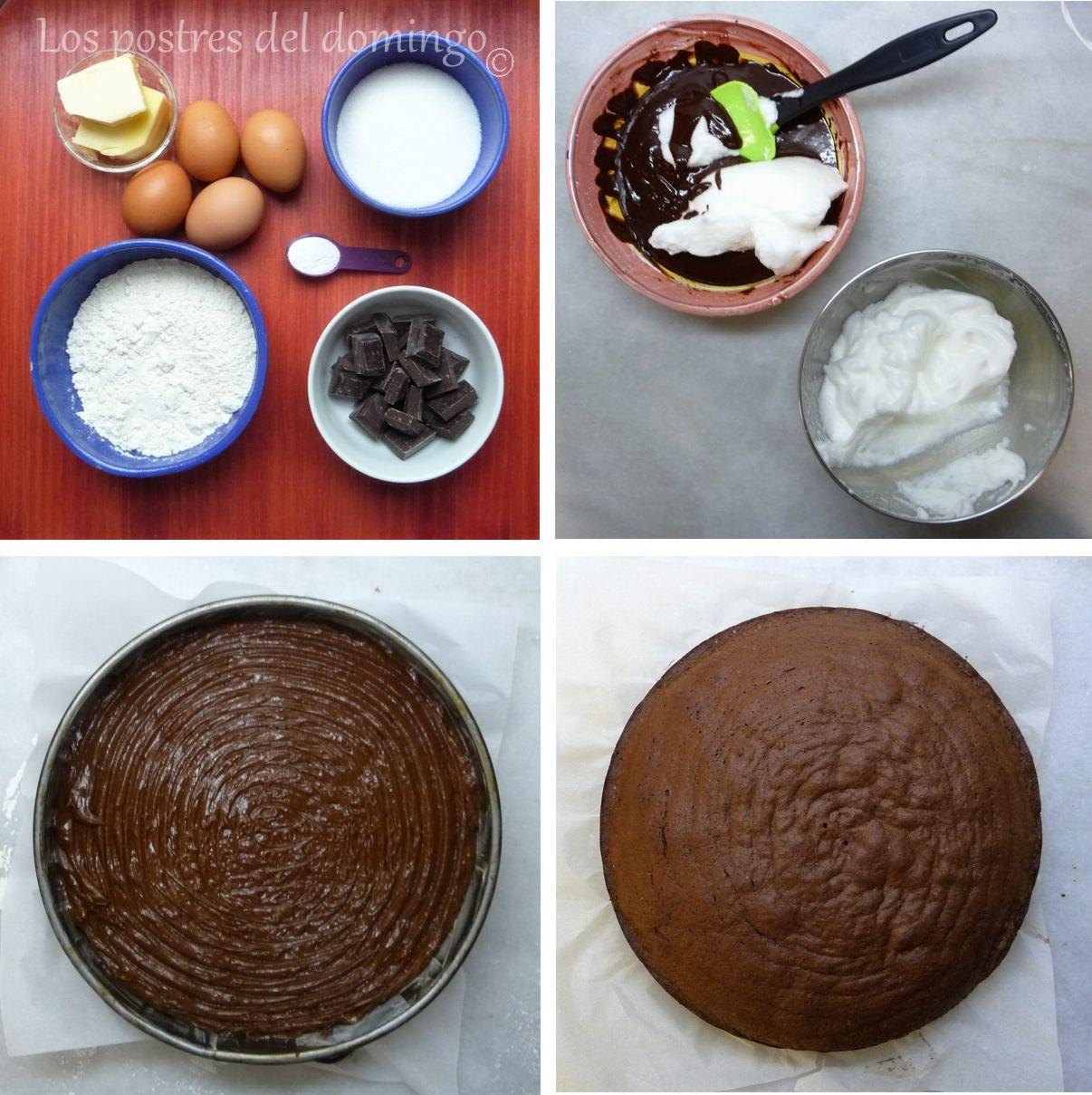 tarta de trufa otoñal_ingredientes
