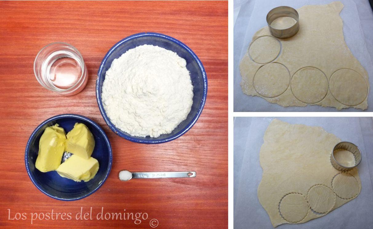 tartitas de manzana_masa