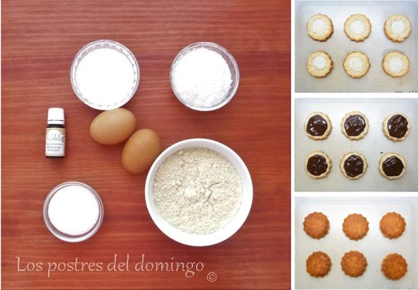 amaretti cococ_ingredientes