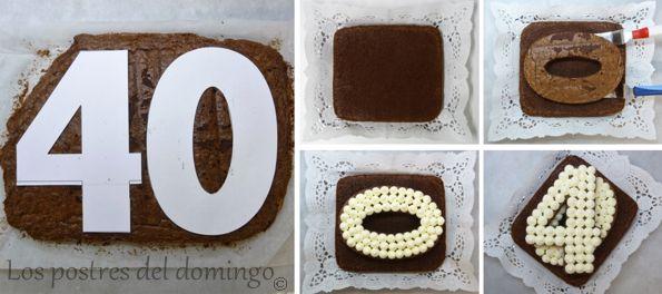 brownie con mascarpone_montaje