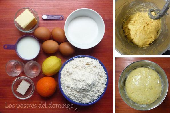 roscón de Reyes_ingredientes