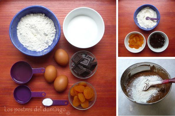magdalenas Sacher_ingredientes